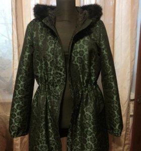 Парка /куртка penny black новая