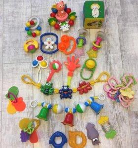 Игрушки детские 22 предмета