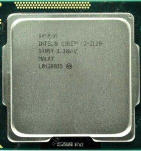 Процессор Intel Core i3-2120 Socket 1155