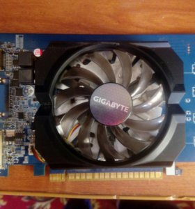 Видеокарта Geforce gt 730 2 гб срочно!!!