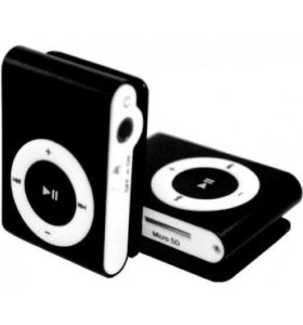 MP3-плеер ZH-902 (104) чёрный