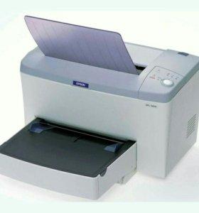 Продается принтер Epson EPL 5900 L