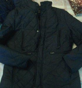 Куртки зимние мужские XL