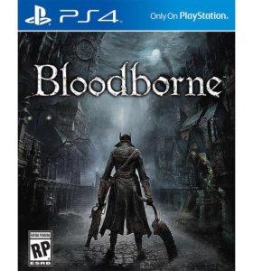 Игра на PS4 Bloodborne