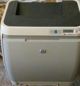 Принтер цветной лазерный HP 2600n