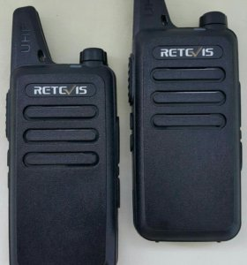 Продаю рации Retevis RT-22.
