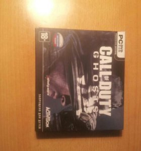 Call of Duty GHOSTS для пк