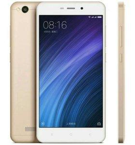 Xiaomi Redmi 4A 2/16 Gb Gold новый