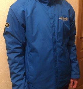 куртка stormtech (новая)