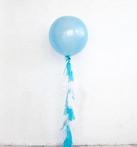 Воздушные шары, оформление праздников