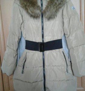 Женская зимняя куртка MONCLER