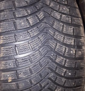 Michelin Latitude 285/50 R20