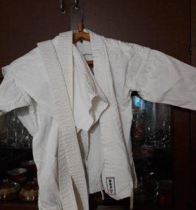 Кимоно для карате на рост 120