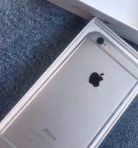 iPhone 6 space grey 16gb с тачем