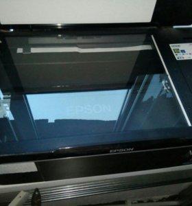 Принтер, сканер цветной.