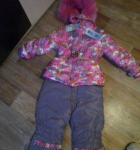 Детский костюм 1-2-3года