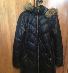 Куртка пуховик зим Адидас