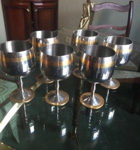 Бокалы Цептер для вина