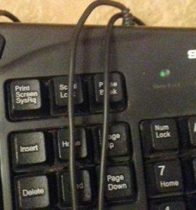 Мембранная клавиатура от SVEN
