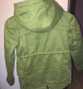 Куртки для мальчика