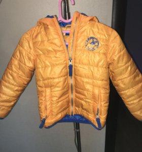 Куртка для малчика