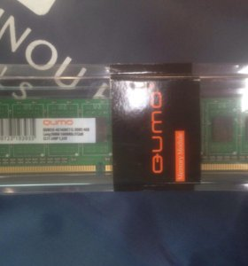 DDR 3 1600mg 4gb