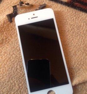 iPhone 5 экран