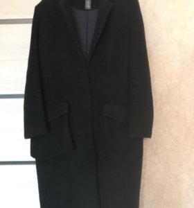 Шерстяное пальто, S