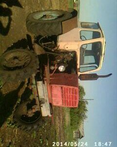 Трактор ЮМАЗЕ 6