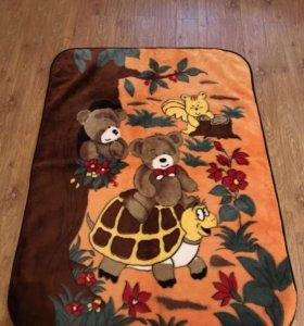 Детский плед(одеяло)
