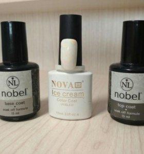 База и топ n.o.b.e.l и цвет nova