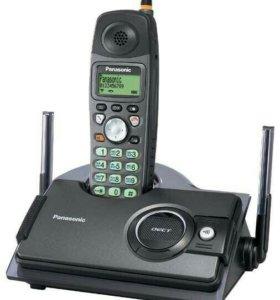 Телефон DECT Panasonic KX-TCD286RU
