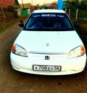 Хонда цивик ферио 2000 г