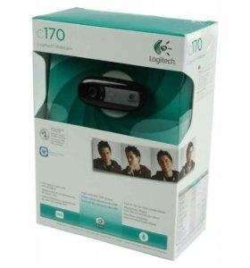 Вебкамера лоджитек с170