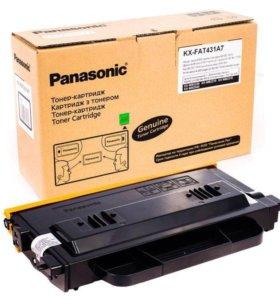 Оригинальный картридж Panasonic KX-FAT431A7