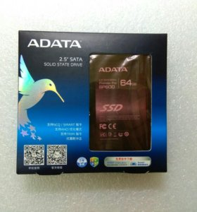 SSD 64 Gb ADATA SP600