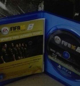 Ps4, Fifa16