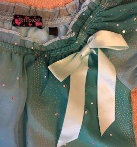 Блузки на 6 лет