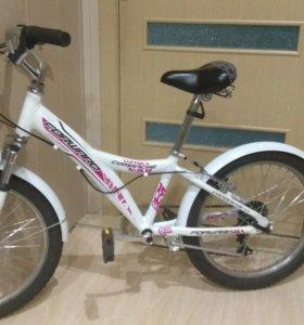 Велосипед для девочки Forward Comanche 1.0 Lady