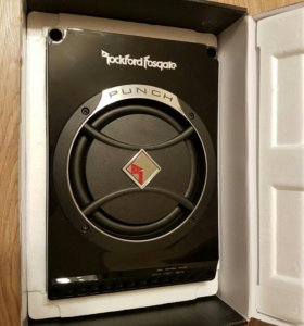 сабвуфер Rockford Fosgate JPS-100-8