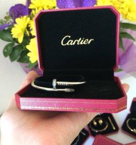 Браслеты Cartier в ассортименте