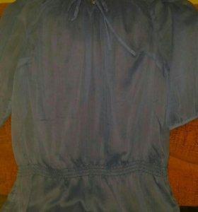 Новая блузка р 48
