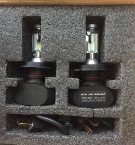 Н 4 диодный лампочки