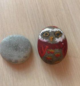 Роспись по камням