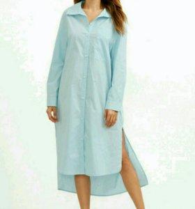 Платье или длинная рубашка. 100% cotton