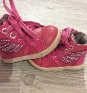 Детские ботиночки 21 размер