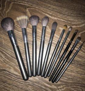 Новые кисточки для макияжа Docolor