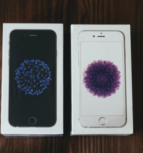 Новый IPhone 6 (16/64GB)