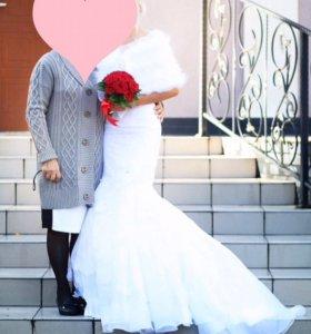 Свадебное платье 2 в 1