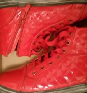 Ботинки демисизоные